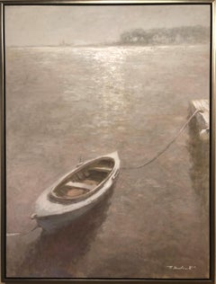"""""""Gone Again"""" Oil on Canvas by T. Sevecks 36"""" x 48"""""""
