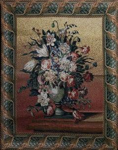 """Bouquet Breughel"" Tapestry"