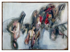 The Traveler Abstracted Figurative Dutch Figurative Movement