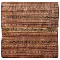 Abaca Tapis Skirt, Philippines, Mid-20th Century