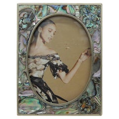 Abalone Small Picture Frame