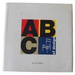 ABC of Design Decorating Hardcover Vintage Book