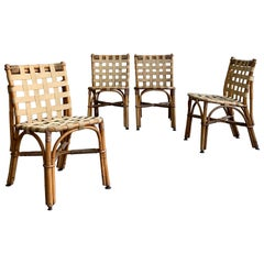 Abercrombie & Fitch Bamboo Chair Set