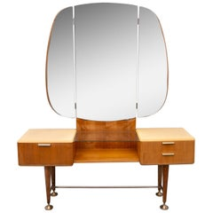 Abraham A. Patijn Dressing Table, 1950s