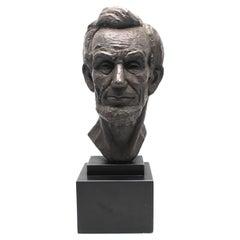 Abraham Lincoln Bust after Leo Cherne