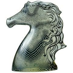 Abraham Palatnik Kinetic Sculptur 'Horse'