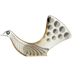 Abraham Palatnik Dove Bird Sculpture