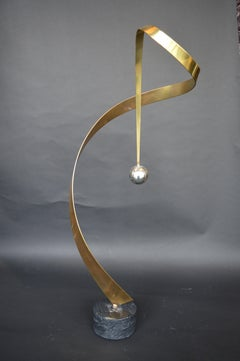 Abstract Curtis Jere Sculpture