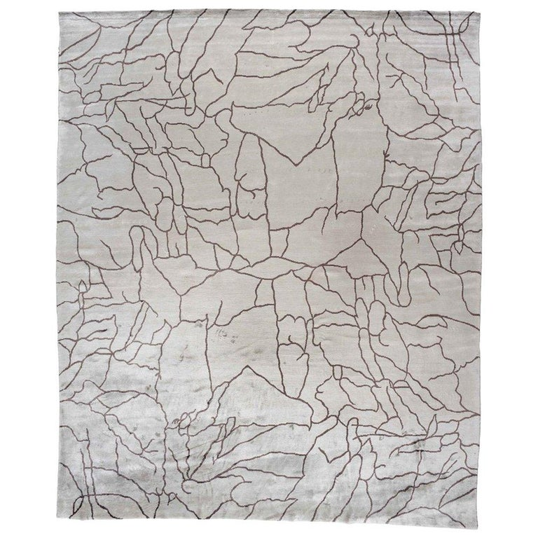 Abstract Design Rug For Sale