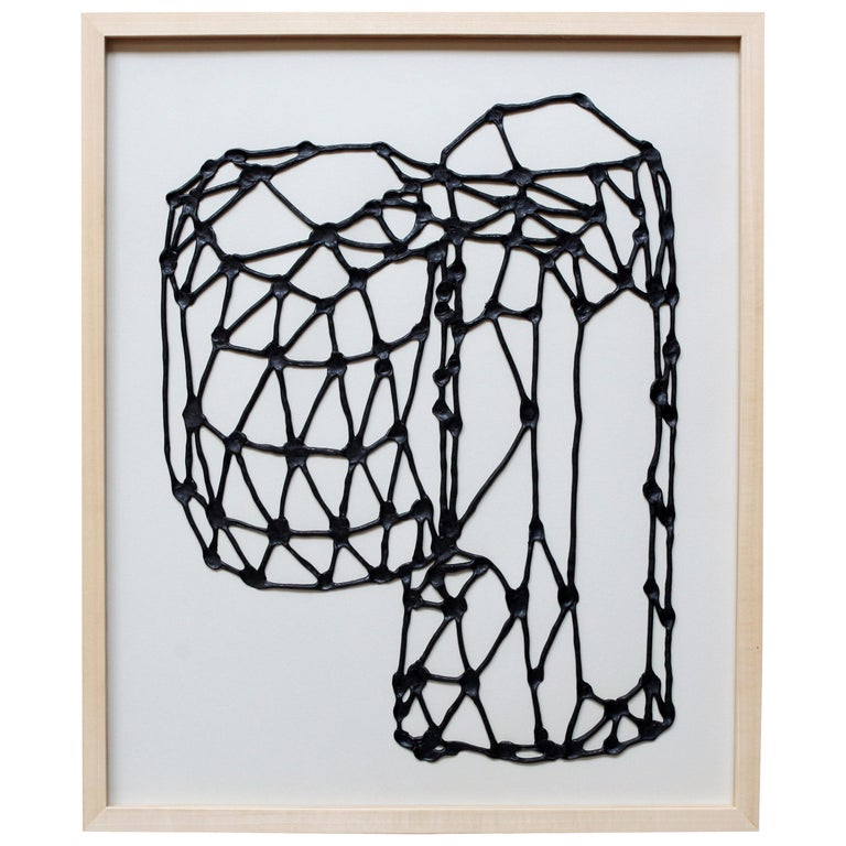 Abstract Drawing by Eric von Robertson For Sale