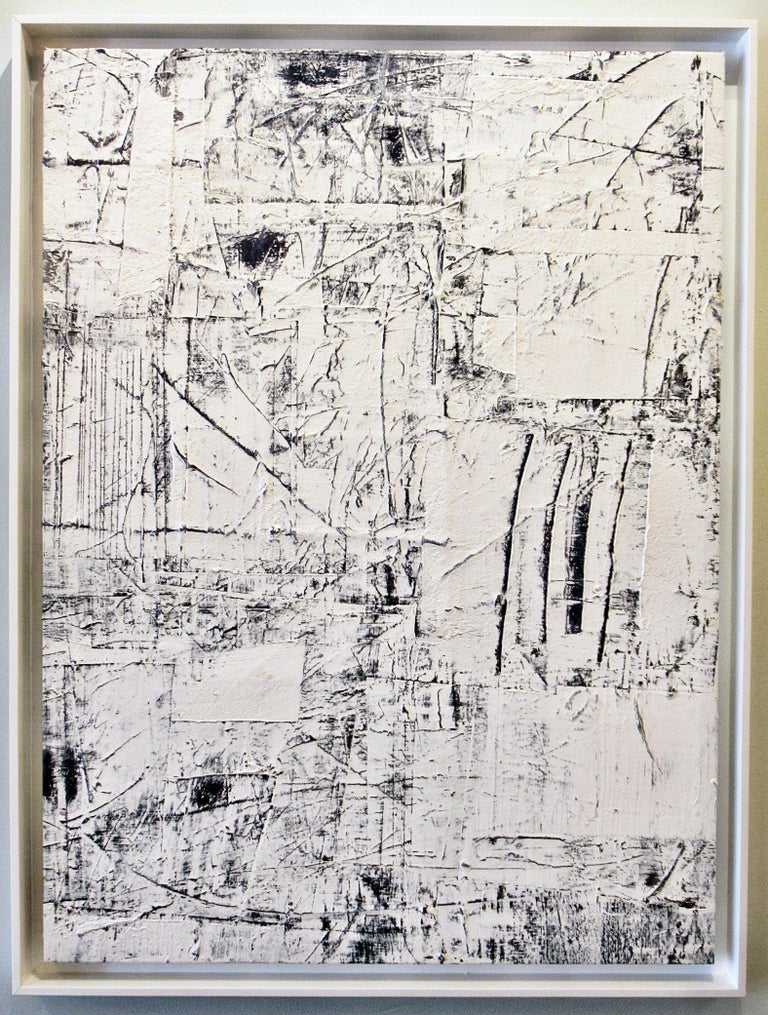 Original oil on canvas, Inner Peace series, 2017, by renowned artist Renato Freitas.