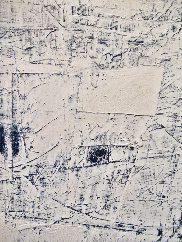 Abstract Expressionist Oil on Canvas, Renato Freitas For Sale 2