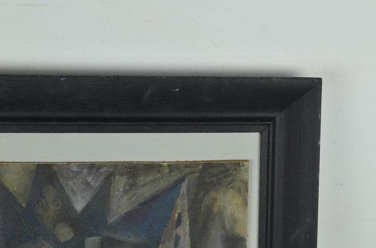 English Abstract Landscape, David Lord, circa 1960 For Sale