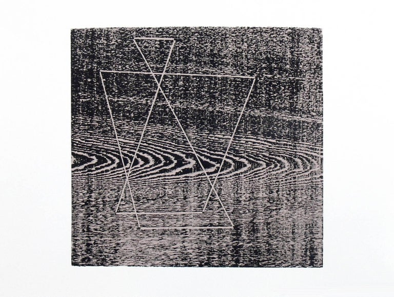 American Abstract Lithographs by Josef Albers from Formulation and Articulation For Sale