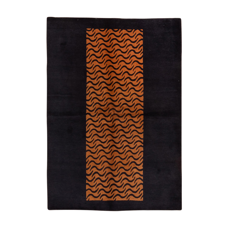 Abstract Modern Tibetan Rug