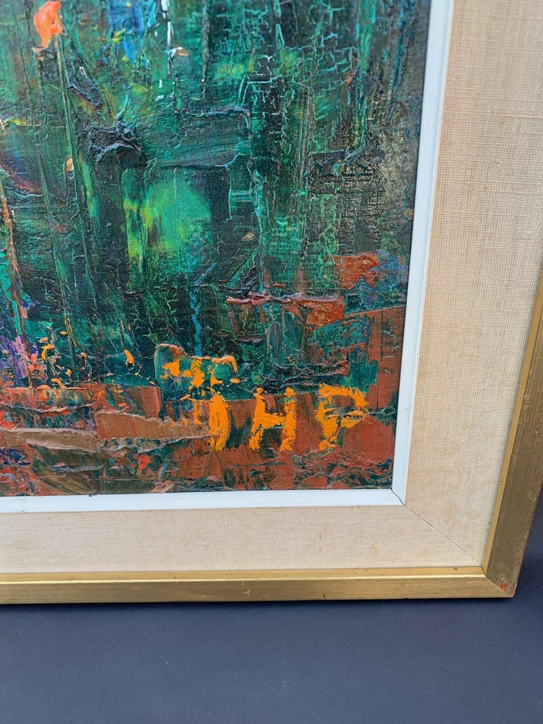 Other Abstract Mountain Landscape by IHP For Sale