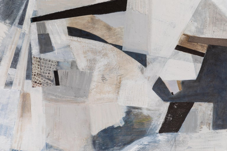 Abstract Painting by Kari Kroll In Good Condition For Sale In Pasadena, CA