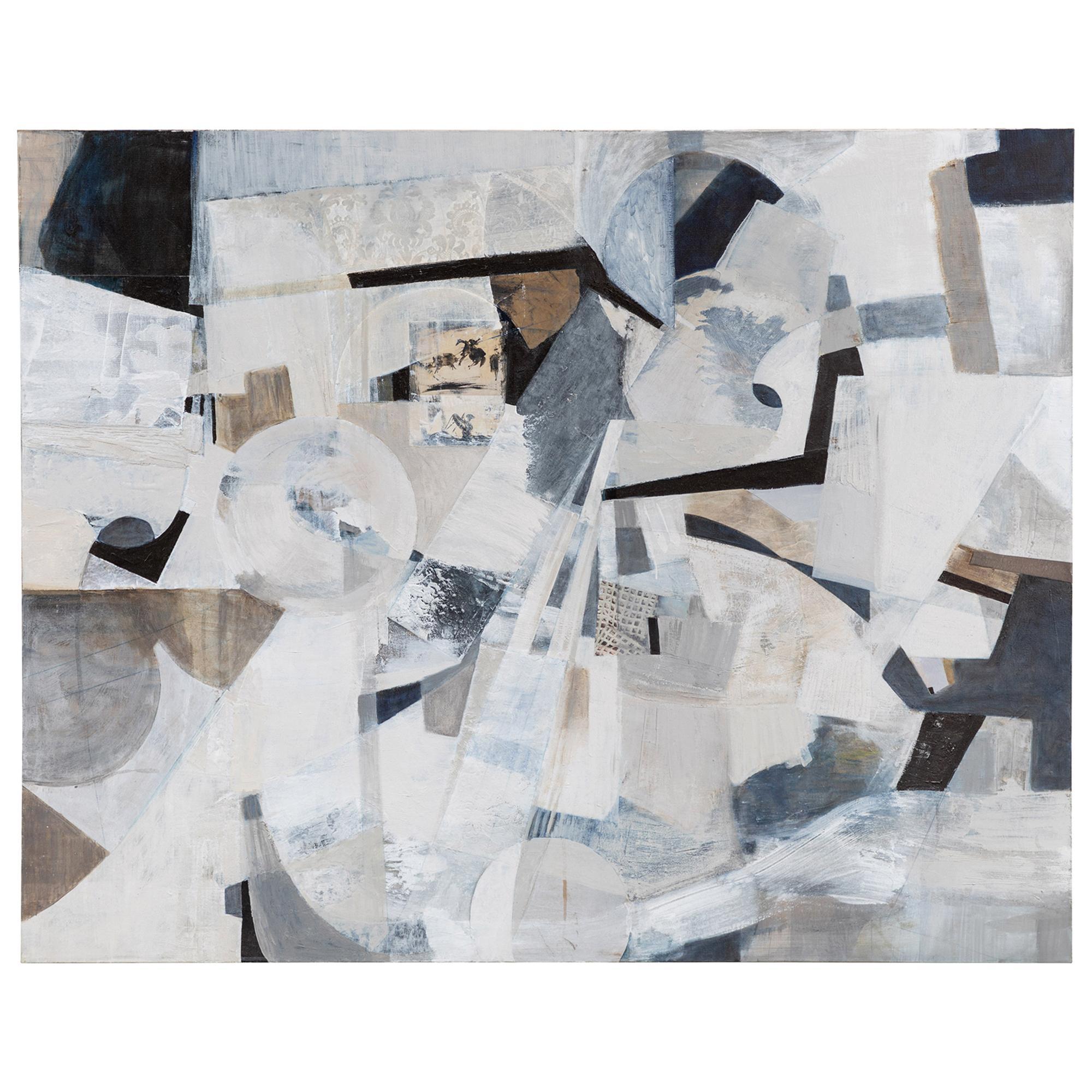 Abstract Painting by Kari Kroll