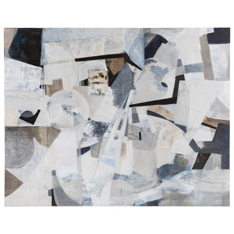 Abstract Painting by Kari Kroll For Sale