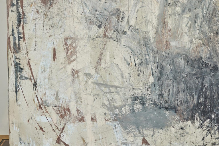 American Abstract Painting by Kathryn Hennemann For Sale