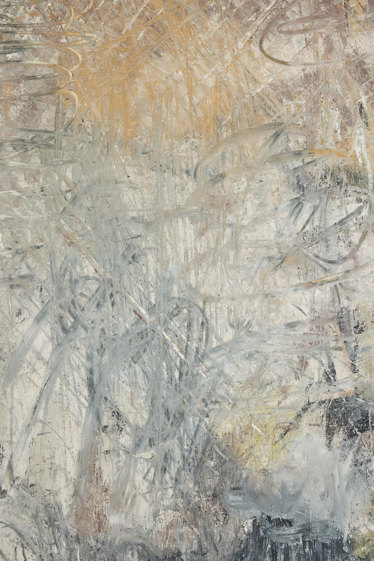 Contemporary Abstract Painting by Kathryn Hennemann For Sale