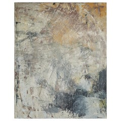 Abstract Painting by Kathryn Hennemann