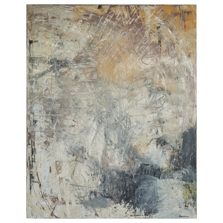 Abstract Painting by Kathryn Hennemann For Sale