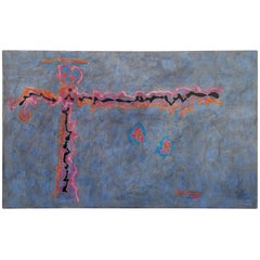 Abstract Painting by Richard Irving Bowman