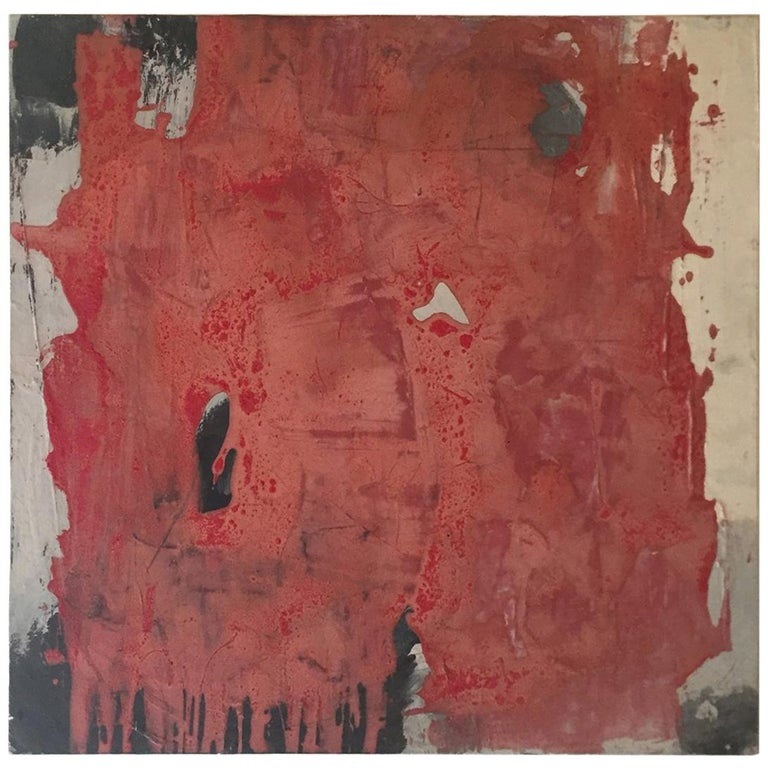 Abstract Painting Contemporary For Sale