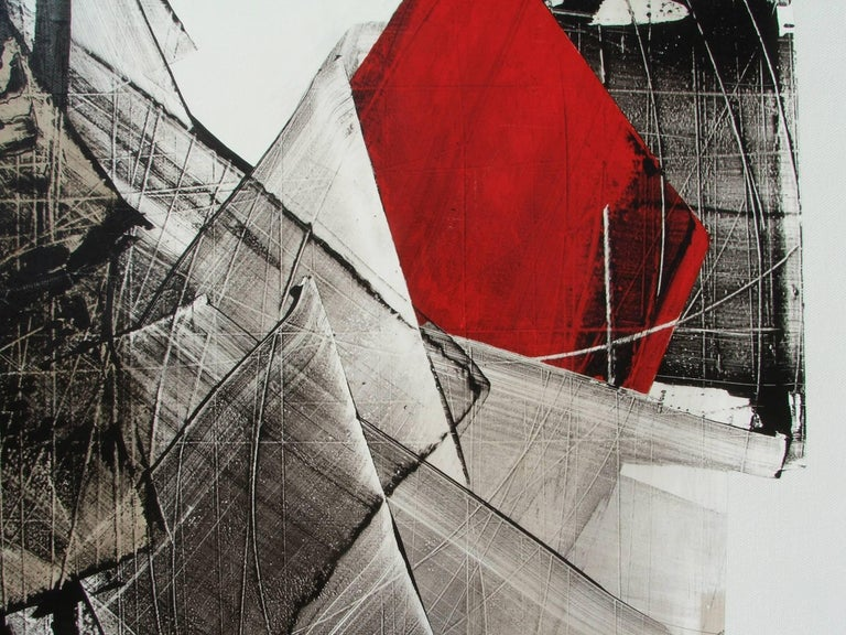 Artist Philippe Chambon was born in Lyon France where he began his lifelong passion for art and developing his own interpretation of abstract art. Now living and working in the U.S., he continues this journey of understanding and expression.