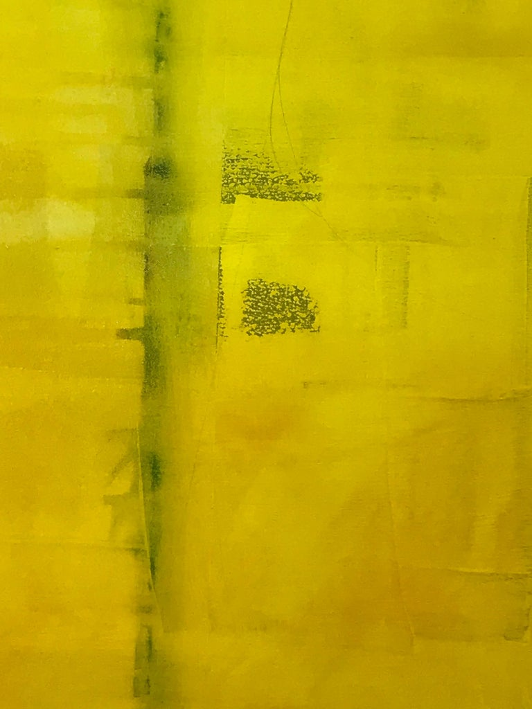 Modern Abstract Painting Titled