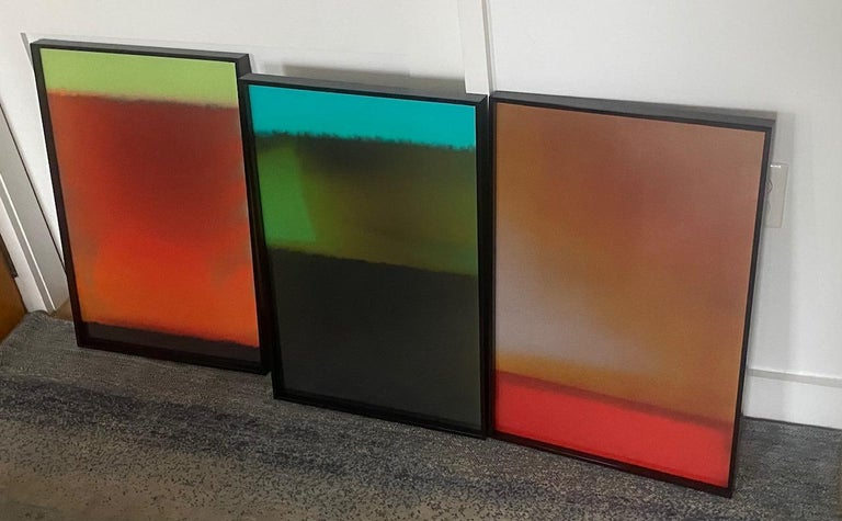 American Abstract Photographs by R.A. McBride For Sale