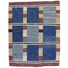 Abstract Scandinavian Kilim