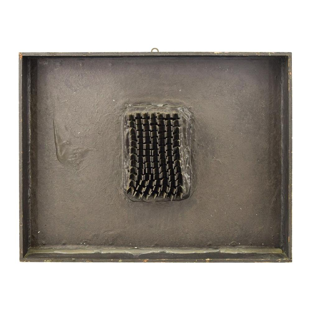Abstract Sculpture, Contemporary Box, Late 20th Century