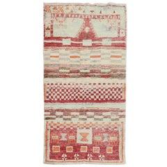 Abstract Turkish Anatolian 20th Century Rug