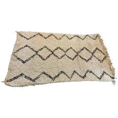Abstract Wool Rug