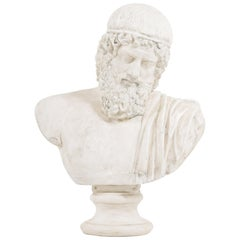 Academic Bust of a Philosopher