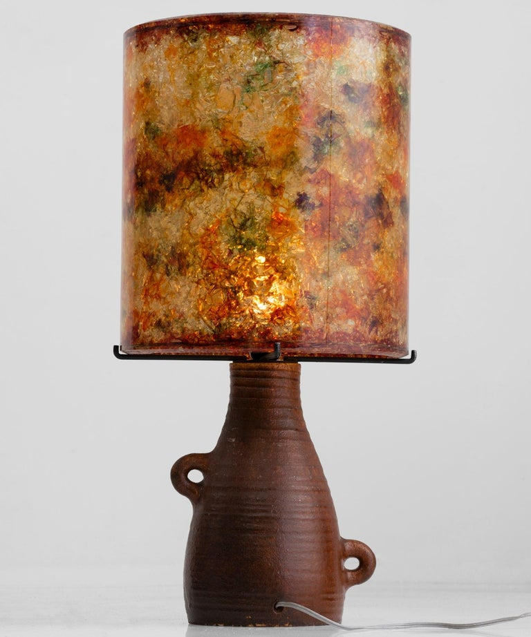 20th Century Accolay Table Lamp For Sale