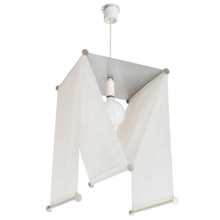 Achille and Pier Giacomo Castiglioni Suspension Light for Flos For Sale