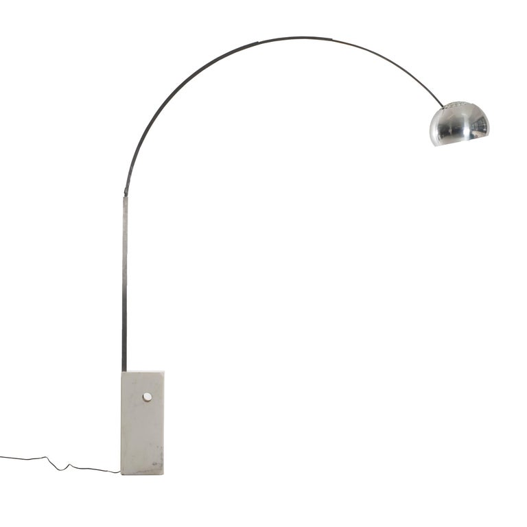 Achille castiglioni floor lamp for sale at 1stdibs achille castiglioni floor lamp for sale mozeypictures Choice Image