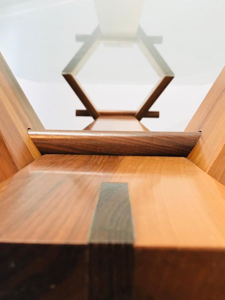 Piana Table Designed by Alfredo Simonit & Giorgio del Piero for Bross For Sale 9