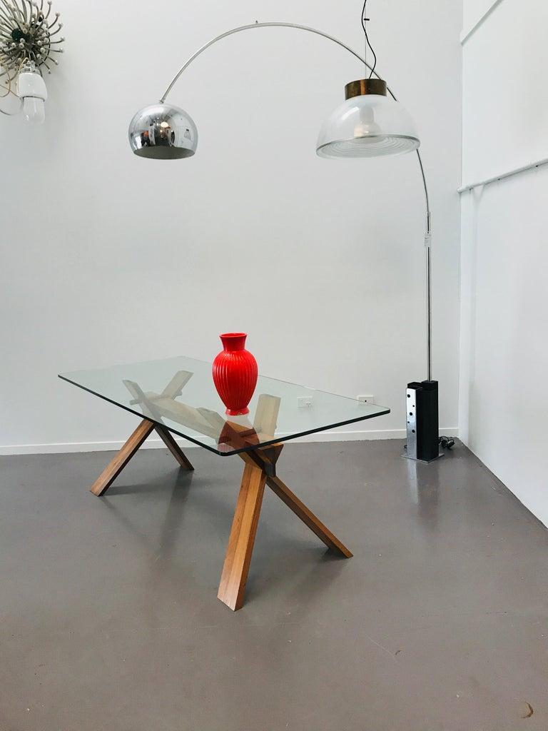 Piana Table Designed by Alfredo Simonit & Giorgio del Piero for Bross For Sale 13