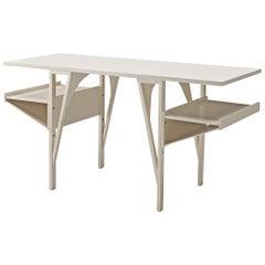 Achille Castiglioni & Paolo Ferrari Desk 'Quark' in Wood