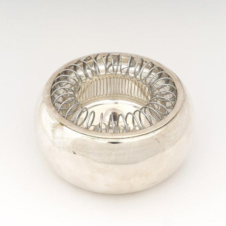 Modern Achille Castiglioni Silver Plated