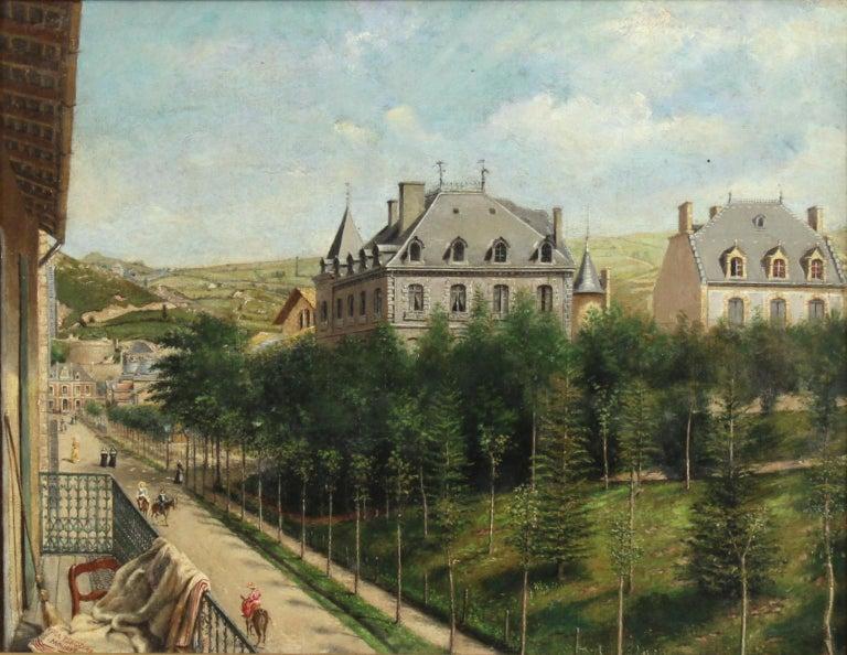 Achille Ernest Mouret (19th century) French,