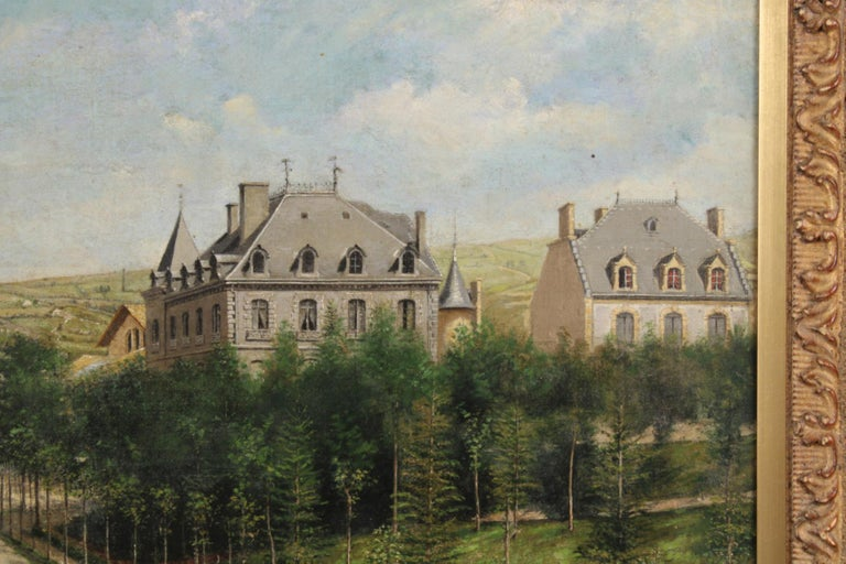 Achille Ernest Mouret '19th Century' French,