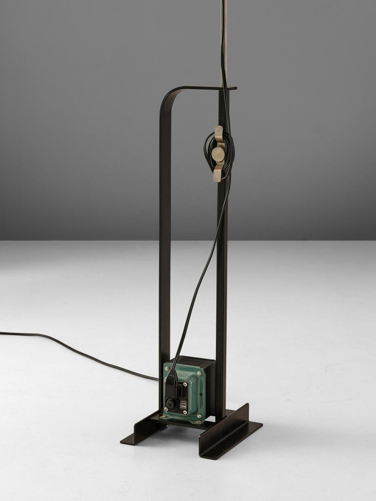 Mid-Century Modern Achille et Pier Castiglioni for Flos 'Toio' Floorlamp, Italy, 1962 For Sale