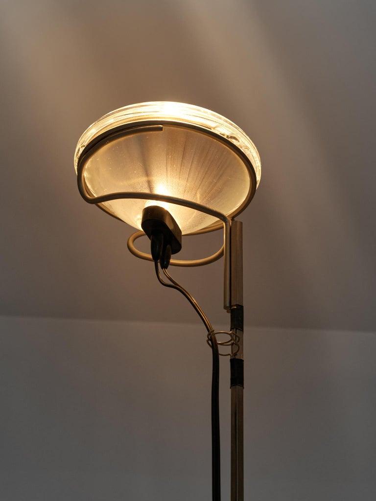 Italian Achille et Pier Castiglioni for Flos 'Toio' Floorlamp, Italy, 1962 For Sale