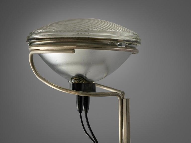 Metal Achille et Pier Castiglioni for Flos 'Toio' Floorlamp, Italy, 1962 For Sale