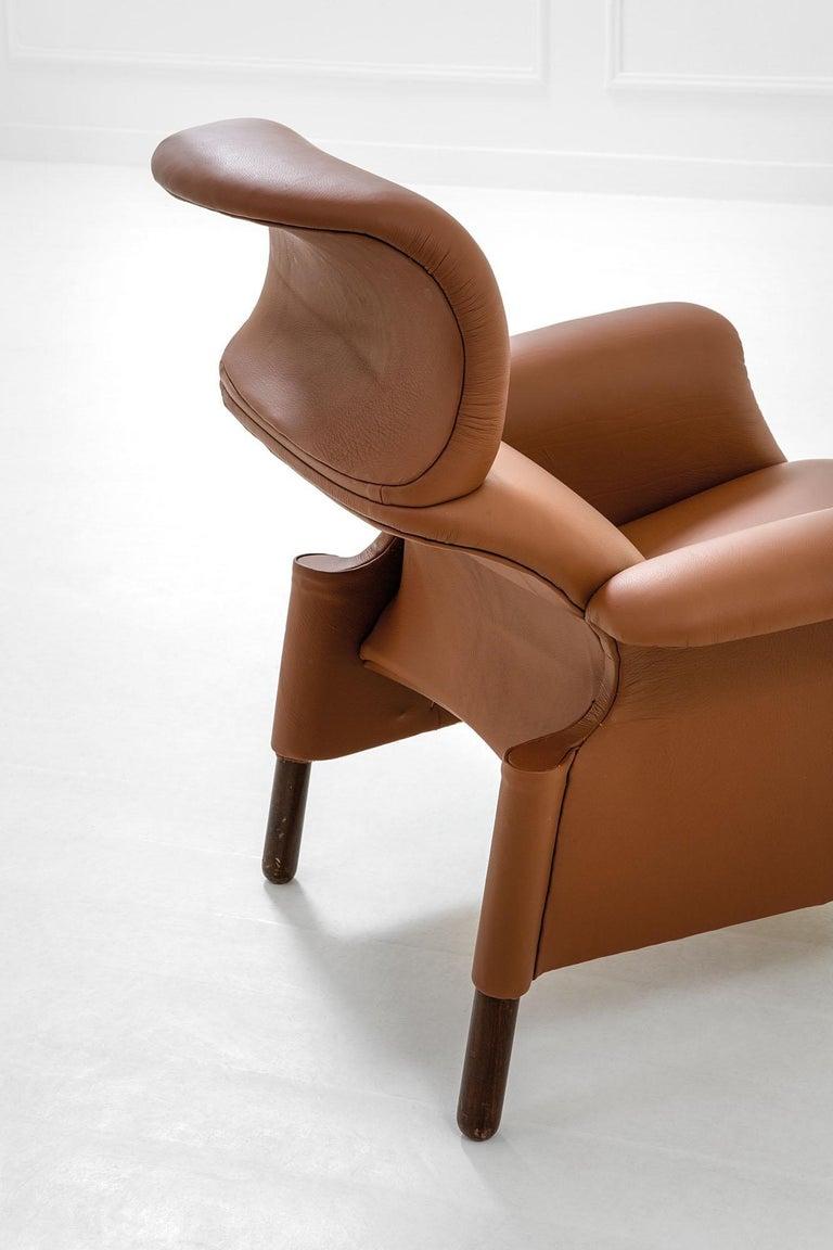 Modern Achille & Pier Giacomo Castiglioni 'Sanluca' Chair For Sale
